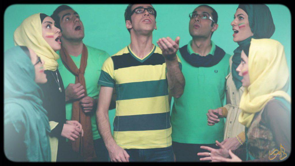 اولین تیزر آلبوم تصویری گروه آوازی دامور